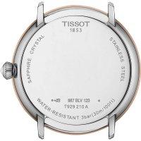Tissot T929.210.41.046.00 zegarek damski T-Gold