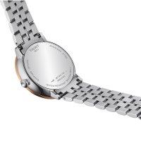 Tissot T929.210.41.046.00 zegarek srebrny klasyczny T-Gold bransoleta