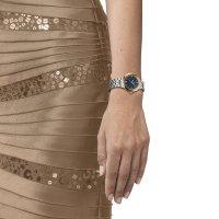 zegarek Tissot T929.210.41.046.00 kwarcowy damski T-Gold GLENDORA 18K GOLD