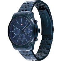 Tommy Hilfiger 1791739 zegarek niebieski fashion/modowy Męskie bransoleta
