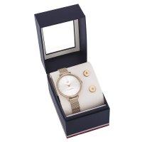 zegarek Tommy Hilfiger 2770055 kwarcowy damski Damskie Zegarek Kelly w zestawie z kolczykami
