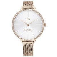 Tommy Hilfiger 2770055 zegarek różowe złoto klasyczny Damskie bransoleta