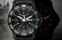 zegarek Traser TS-100378 czarny P66 Tactical Mission
