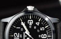 zegarek Traser TS-103350 czarny P67 Officer Pro