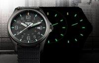 zegarek Traser TS-107422 kwarcowy męski P67 Officer Pro P67 Officer Pro GunMetal Black