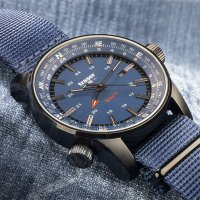 Traser TS-109034 P68 Pathfinder GMT zegarek męski