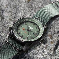 Zegarek Traser P68 Pathfinder GMT Green - męski