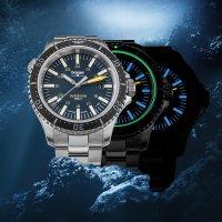 zegarek Traser TS-109370 kwarcowy męski P67 SuperSub P67 SuperSub T100 Blue Special Set