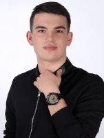 zegarek Traser TS-109460 czarny P67 Officer Pro Chronograph