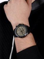 zegarek Traser TS-109460 kwarcowy męski P67 Officer Pro Chronograph P67 Officer Pro Chronograph Khaki Steel Bracelet