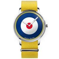 HALSA.N.B - zegarek męski - duże 4