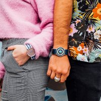 CALSA.N.B - zegarek męski - duże 11