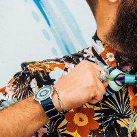 CALSA.N.B - zegarek męski - duże 10