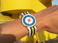 HALSA.N.B - zegarek męski - duże 11