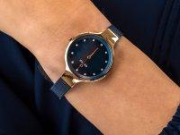 Zegarek V173LXVLML Obaku Denmark Bransoleta SKY - OCEAN szkło mineralne - duże 6