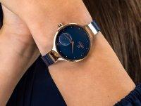 Zegarek V201LDVLML Obaku Denmark Pasek szkło mineralne - duże 6