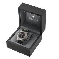 Victorinox 241883 zegarek szary klasyczny I.N.O.X. pasek