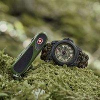 Victorinox 241927.1 zegarek szary klasyczny I.N.O.X. pasek