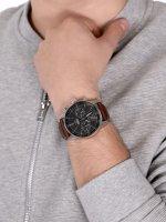 zegarek Vostok Europe 6S21-565A599 GAZ-14 męski z chronograf Limousine