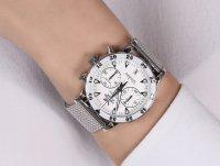 zegarek Vostok Europe VK64-515A524B srebrny Undine