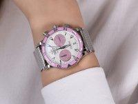 zegarek Vostok Europe VK64-515A525B srebrny Undine