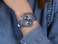 zegarek Vostok Europe VK64-515A526B srebrny Undine