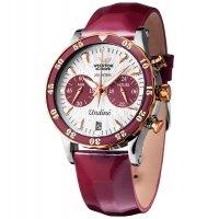 zegarek Vostok Europe VK64-515E567 kwarcowy damski Undine Undine Chrono