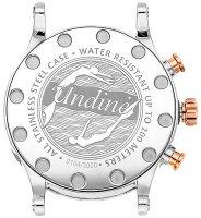 zegarek Vostok Europe VK64-515E567 srebrny Undine