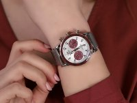 zegarek Vostok Europe VK64-515E567B kwarcowy damski Undine Undine Chrono