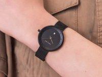 Zegarek W5NN-2BLACK Meller Niara Niara Baki Black szkło mineralne z powłoką szafirową - duże 6