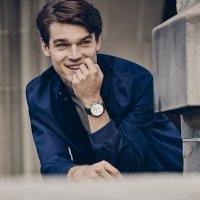 zegarek Wenger 01.1743.123 srebrny Urban