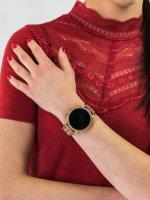 zegarek Fossil Smartwatch FTW6035 GEN 5 SMARTWATCH JULIANNA HR ROSE GOLD damski z gps Fossil Q