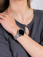 Zegarek z bluetooth Rubicon Bransoleta RNBE37SIBX05AX - duże 5