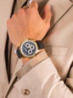 zegarek Ingersoll I00102 THE REGENT męski z tachometr The Regent
