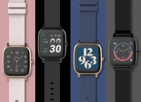 zegarek Strand S716USBBMB czarny Smartwatch