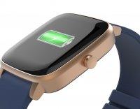 zegarek Strand S716USVBVL kwarcowy męski Smartwatch