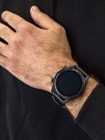 zegarek Rubicon RNCE41BIBX01AX męski z gps Smartwatch