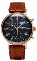 Zegarek męski Zeppelin  rome 7196-2 - duże 1