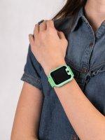 zegarek Garett 5903246281996 Smartwatch Garett Kids Nice zielony dla dzieci z gps Dla dzieci