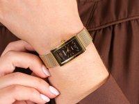 Zegarek złoty elegancki Adriatica Bransoleta A3814.115GQ bransoleta - duże 6