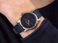 Zegarek złoty fashion/modowy DKNY Pasek NY2763 pasek - duże 6