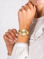 Zegarek złoty fashion/modowy Guess Bransoleta W1083L2 bransoleta - duże 5