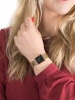 Zegarek złoty fashion/modowy Rosefield Boxy QMBG-Q025 bransoleta - duże 5