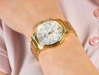 Zegarek złoty fashion/modowy Tommy Hilfiger Damskie 1781742 bransoleta - duże 6
