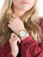 Zegarek złoty fashion/modowy Tommy Hilfiger Damskie 1782074 bransoleta - duże 5