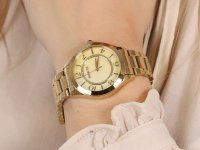 Zegarek złoty klasyczny  Angel 31105 bransoleta - duże 6