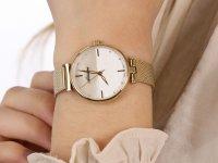 Adriatica A3737.119FQ zegarek klasyczny Bransoleta