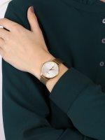 Atlantic 29038.45.27MB damski zegarek Elegance bransoleta