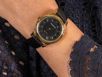 Zegarek złoty klasyczny  Fashion TW2R87100 pasek - duże 6