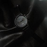 Zegarek złoty klasyczny  Nikki NKST108-SS110101 pasek - duże 8